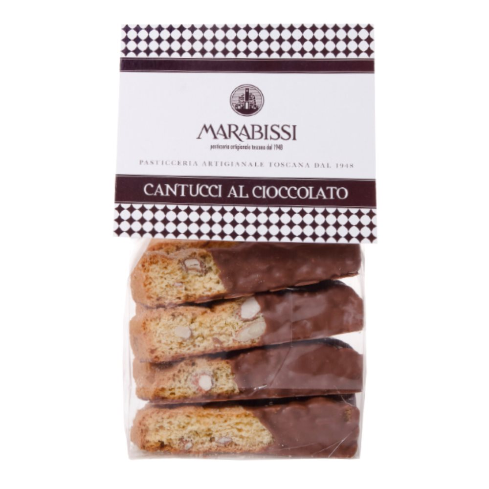 CHOCOLATE CANTUCCI